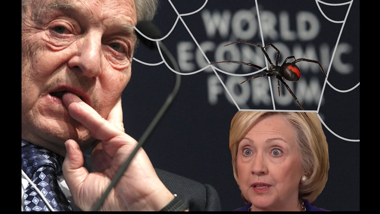 EXPOSED: Hillary Clinton Serves George Soros! 10/27/16 5