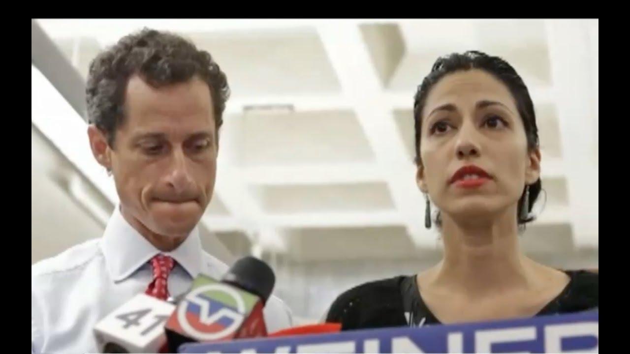 Huma Abedin & Anthony Weiner at Center of FBI Reopening Hillary Case! 7