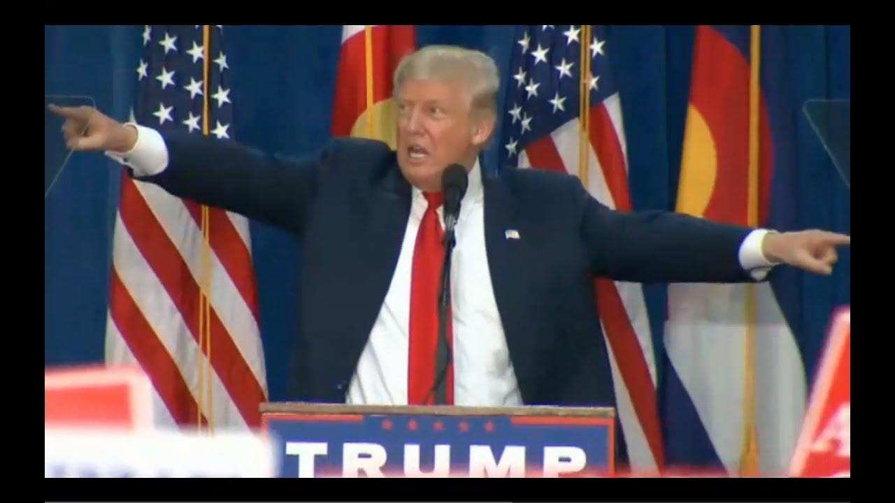 FULL: Donald Trump Speech: Greeley, Colorado 10/30/16 4