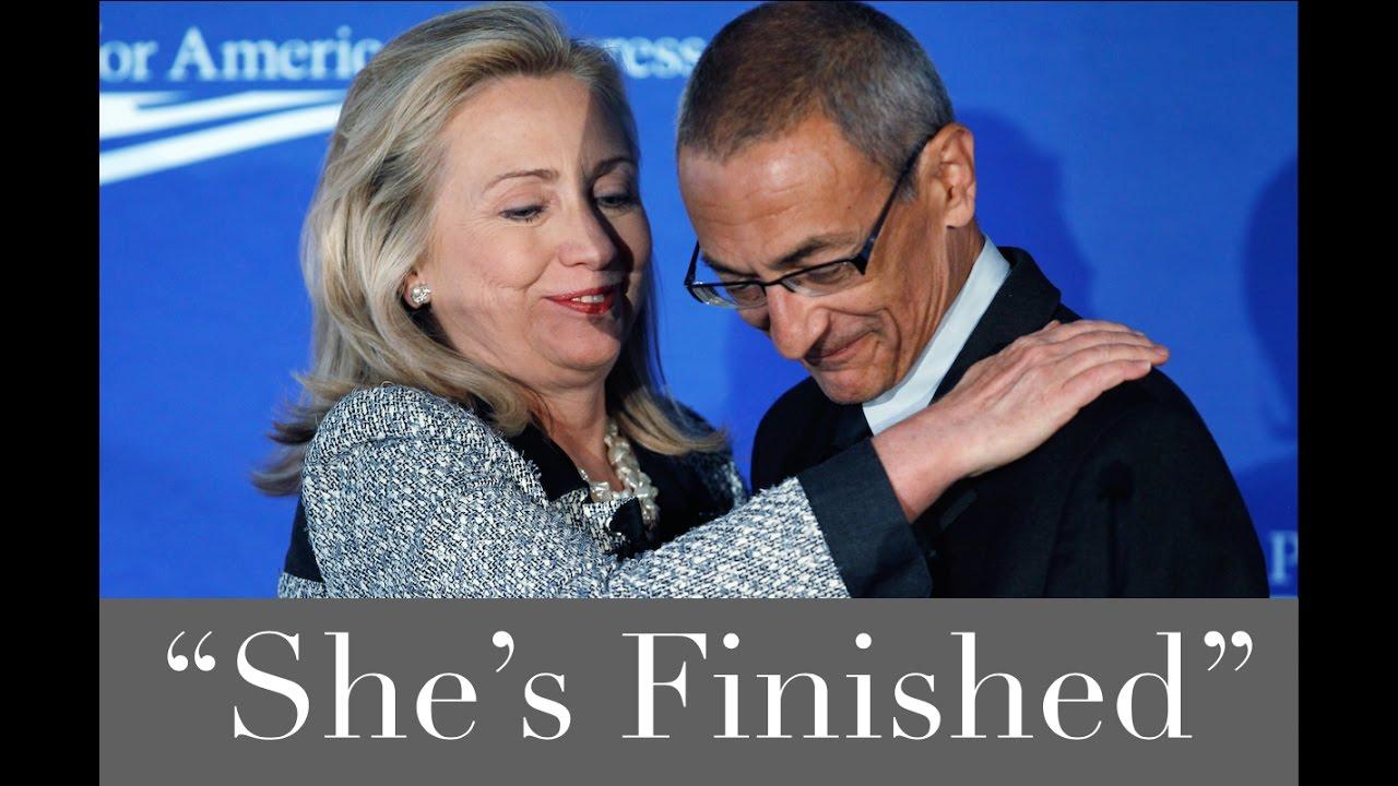 Jake Tapper Grills John Podesta Hard Over New Hillary Emails 10/31/16 7