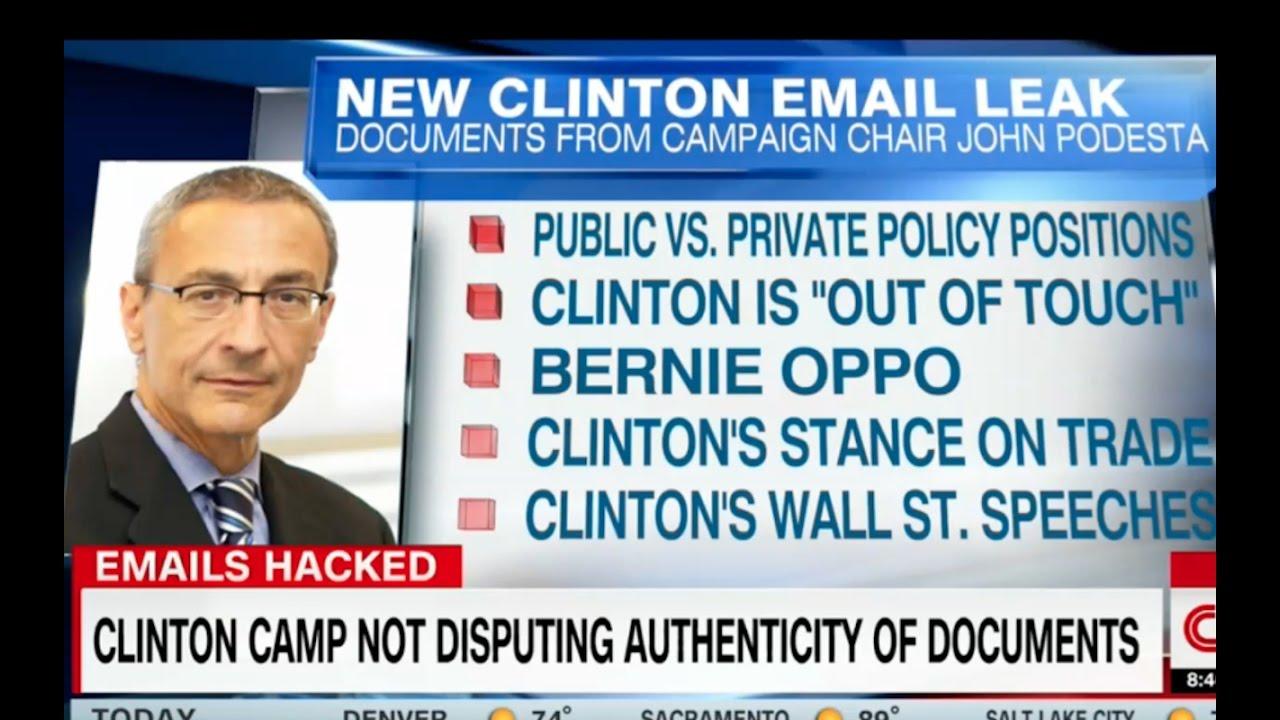 Wikileaks Reveals Hillary Clinton Wall Street Speeches! 10/8/16: Exposed! 3