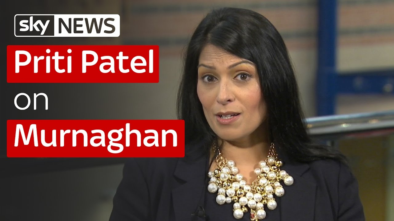 Priti Patel on Murnaghan 3