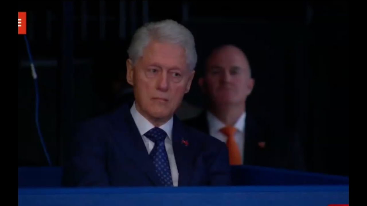 Bill Clinton Almost Cries After Trump Exposes Scandals! 10/9/16 1