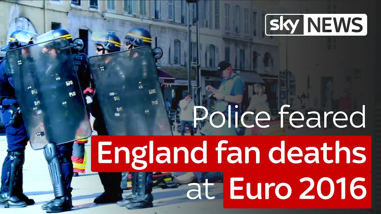 Police feared England fan deaths at Euro 2016 6