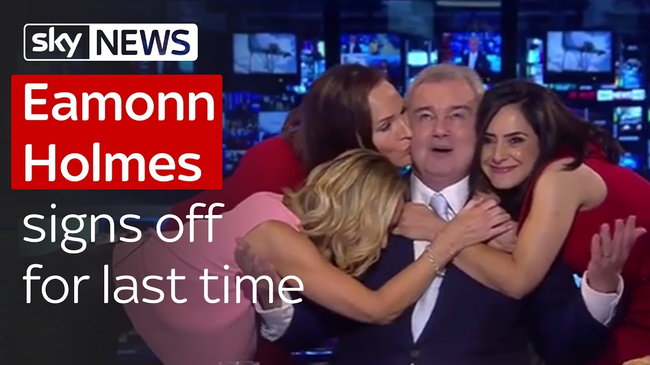 Eamonn Holmes Signs Off For Last Time 1