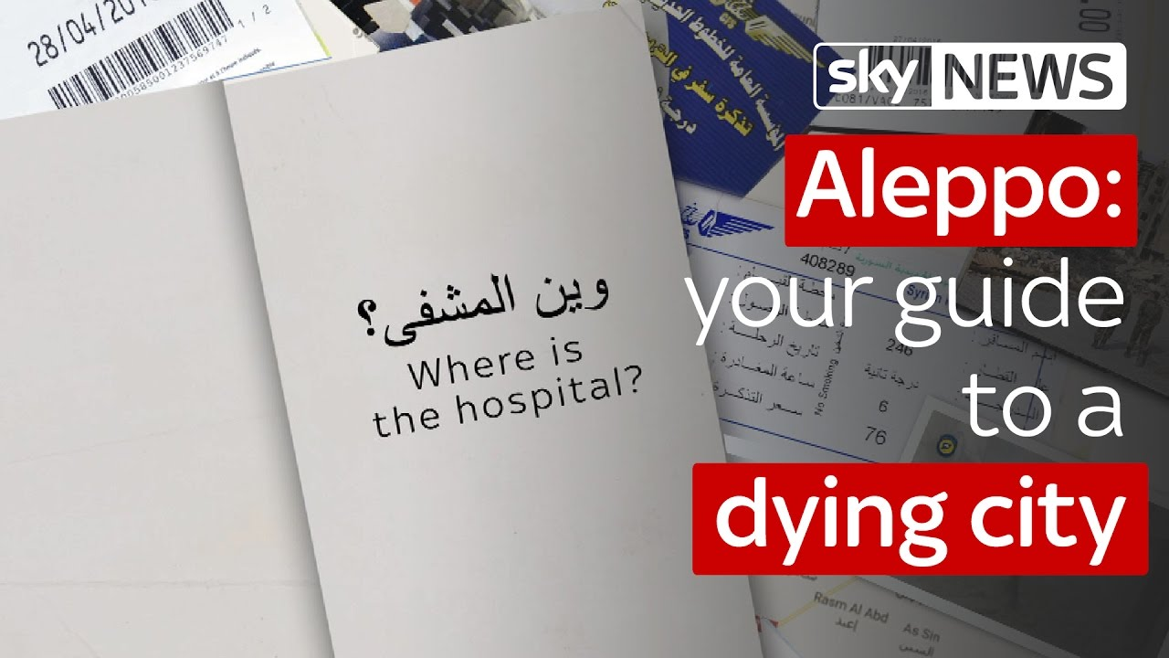 Aleppo: your guide to a dying city 12