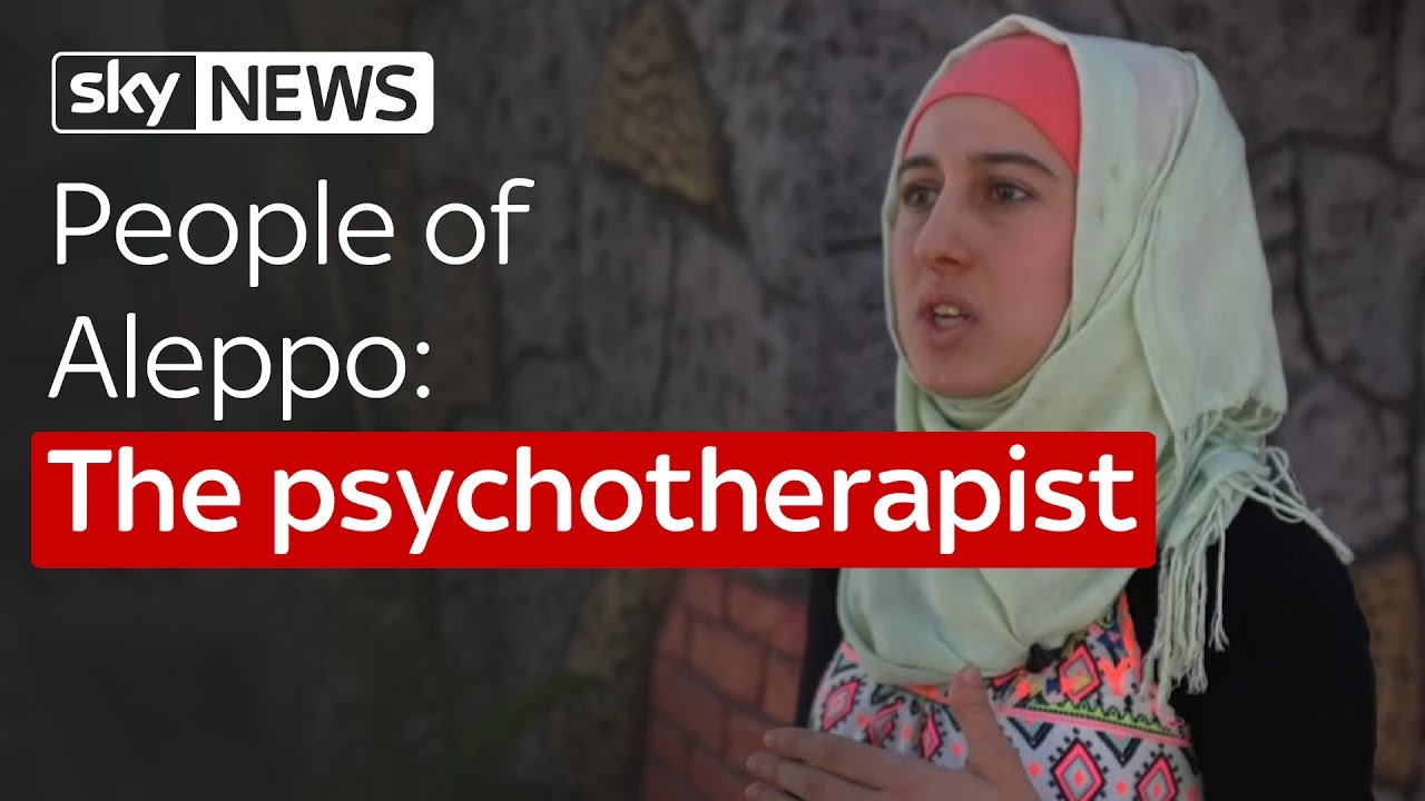 People of Aleppo: The psychotherapist 7