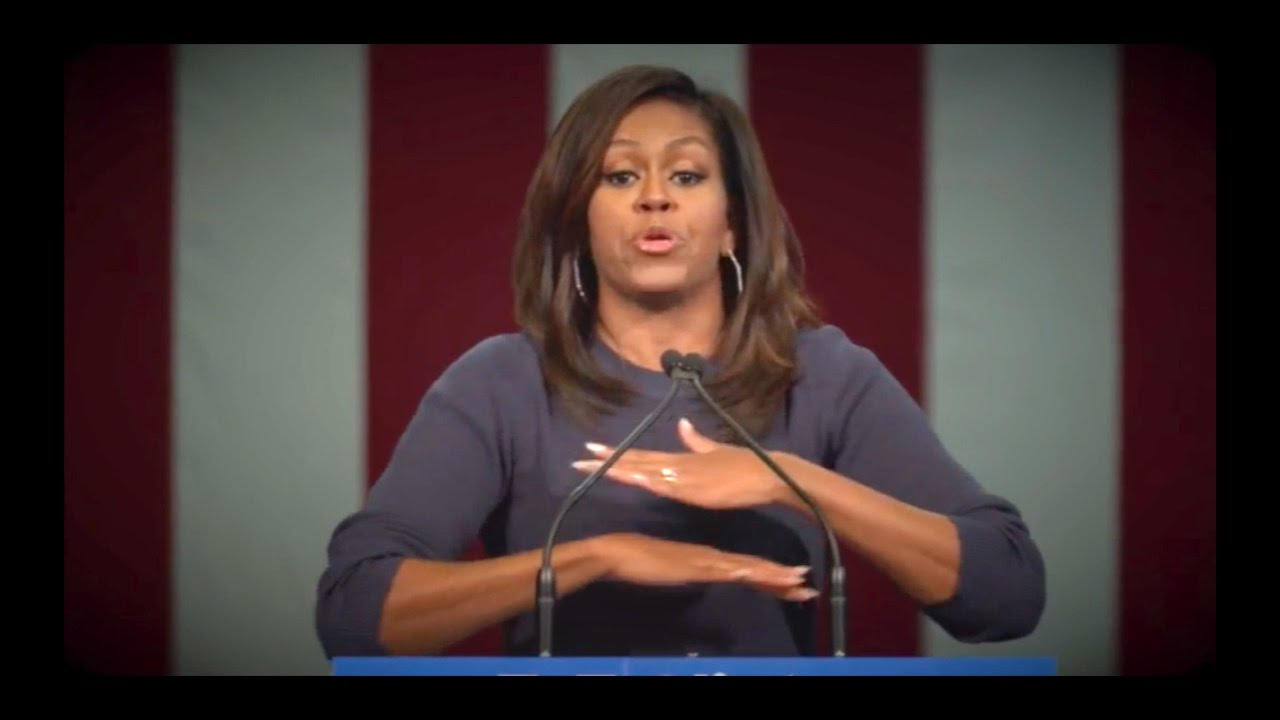 Michelle Obama Speech: New Hampshire 10/13/16 2