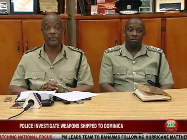 GIS Dominica, National Focus for October 10, 2016 7