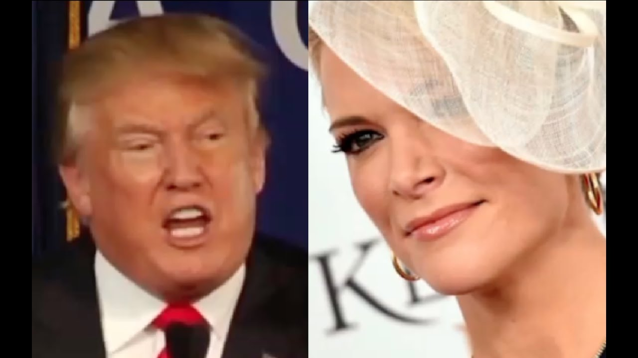 Megyn Kelly Reveals Private Relationship With Donald Trump 11/11/16 1