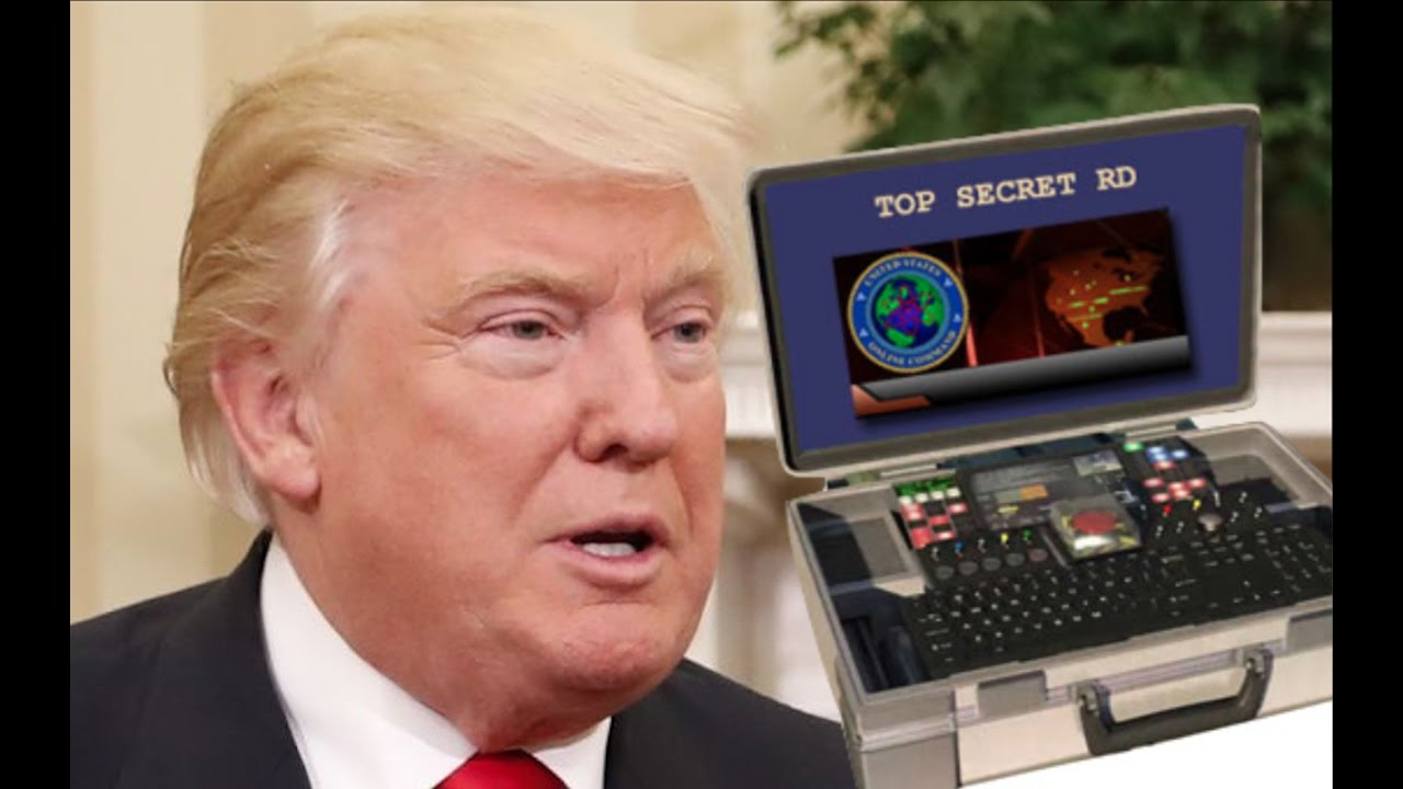 Donald Trump Briefed on Nuclear Launch Codes 11/11/16 1