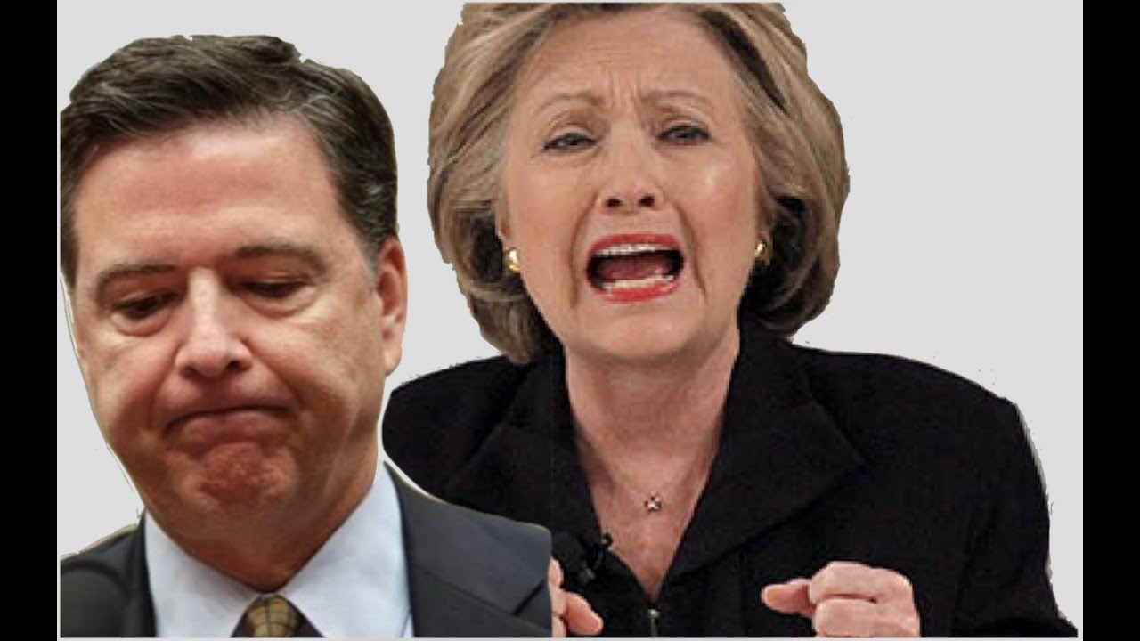 Hillary Clinton Blames James Comey for Losing Election 11/11/16 4