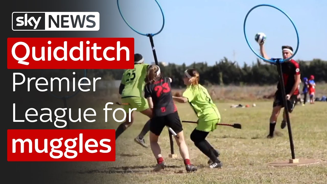 Quidditch Premier League for muggles 6