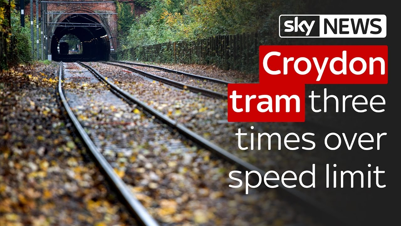 Croydon tram was three times over speed limit for deadly crash 7