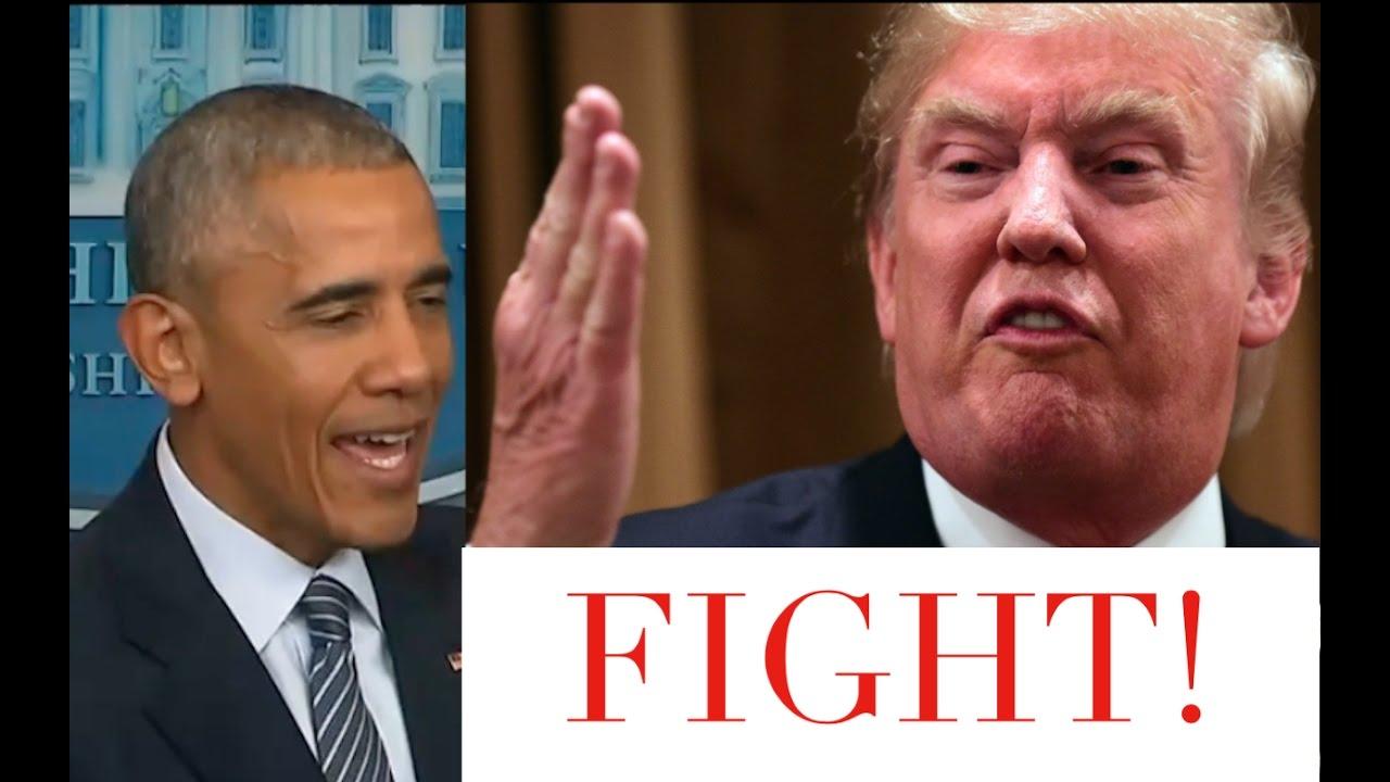 Obama Takes a Jab at Donald Trump's Temperament! 11/14/16 10