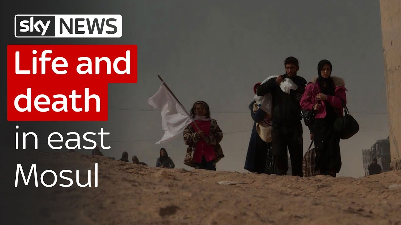 Life And Death In East Mosul 8