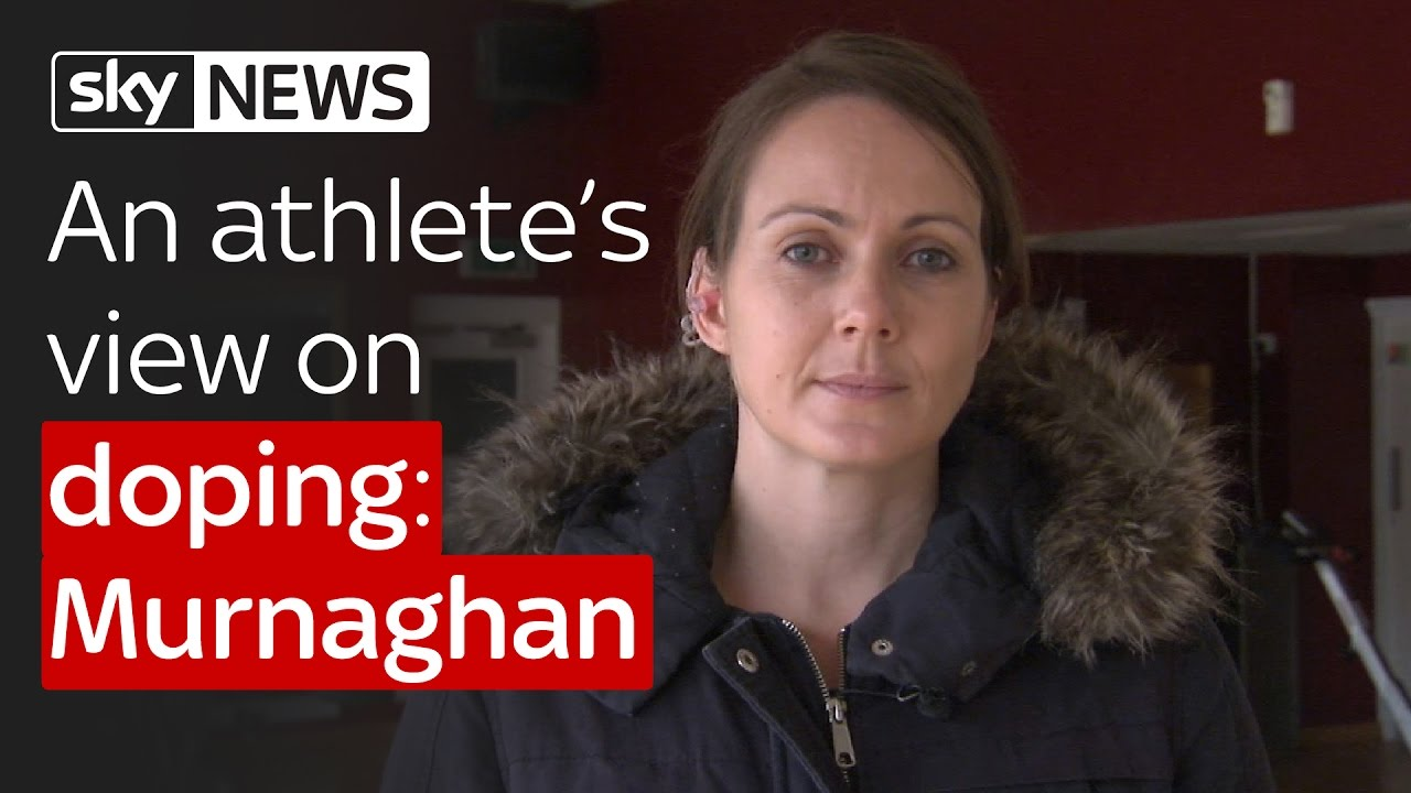 An athlete's view on doping: Olympic medallist Kelly Sotherton on Murnaghan 3