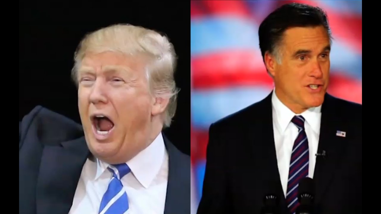 Why is Donald Trump Considering Mitt Romney for Secretary of State? Strange! 11/21/16 10
