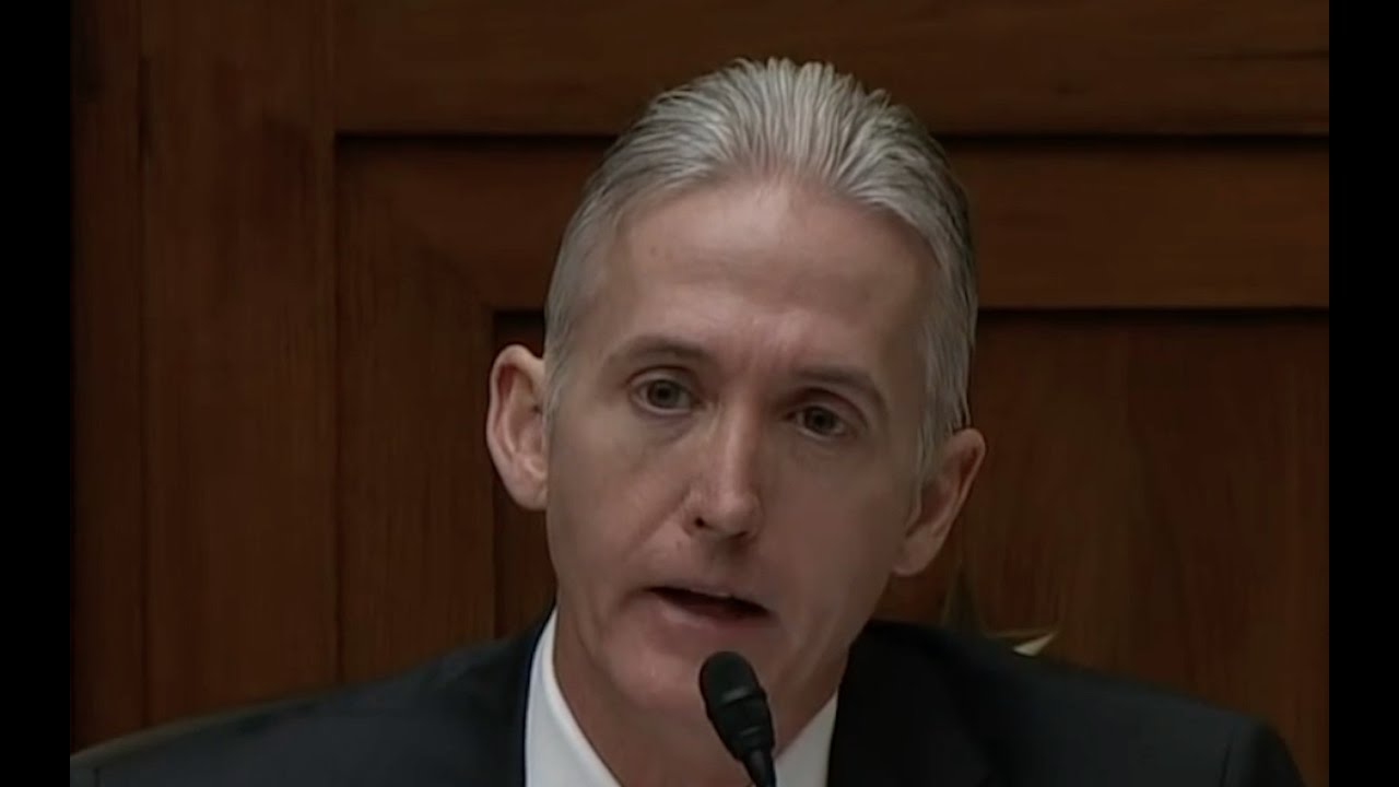 Trey Gowdy Grills State Department Official on Hillary Clinton Emails 5