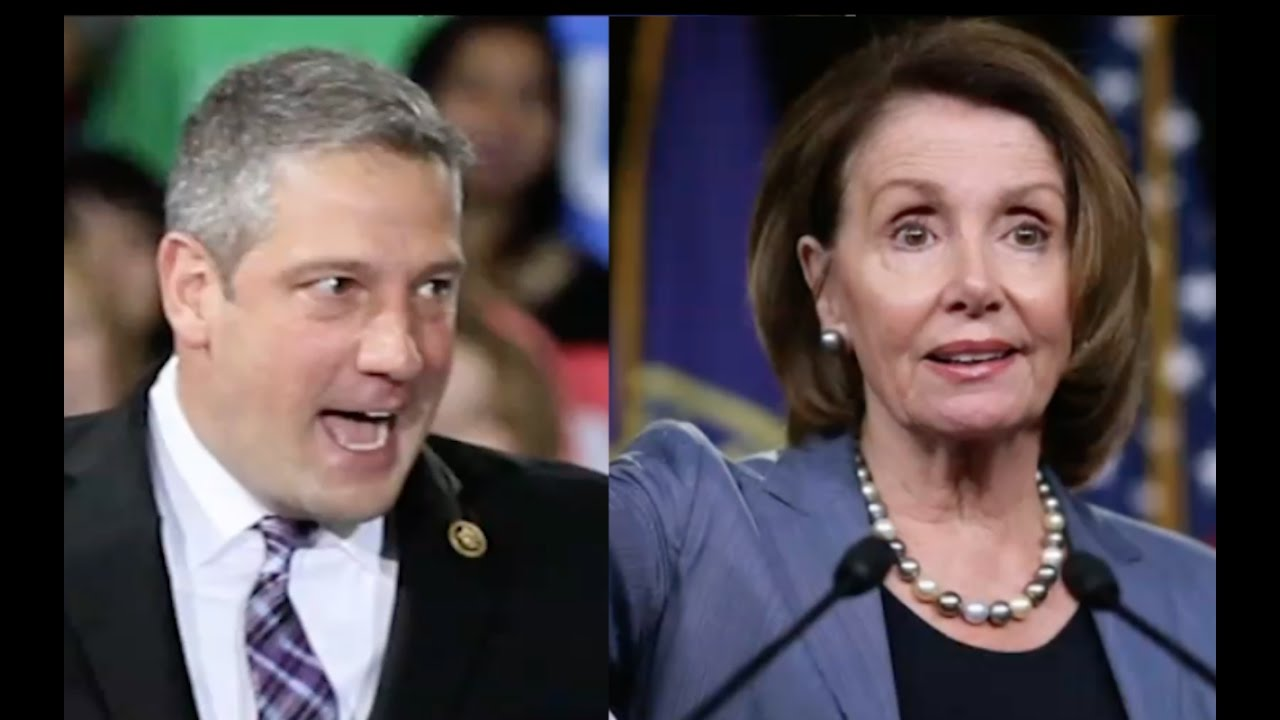 Pelosi Challenger Says America Gave Middle Finger on Election Day! 11/21/16 5