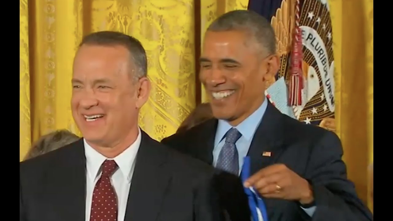 White House Medal of Freedom Ceremony 11/22/16 8