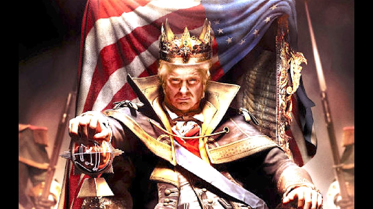Has Donald Trump Become Emperor of United States? 11/23/16 1