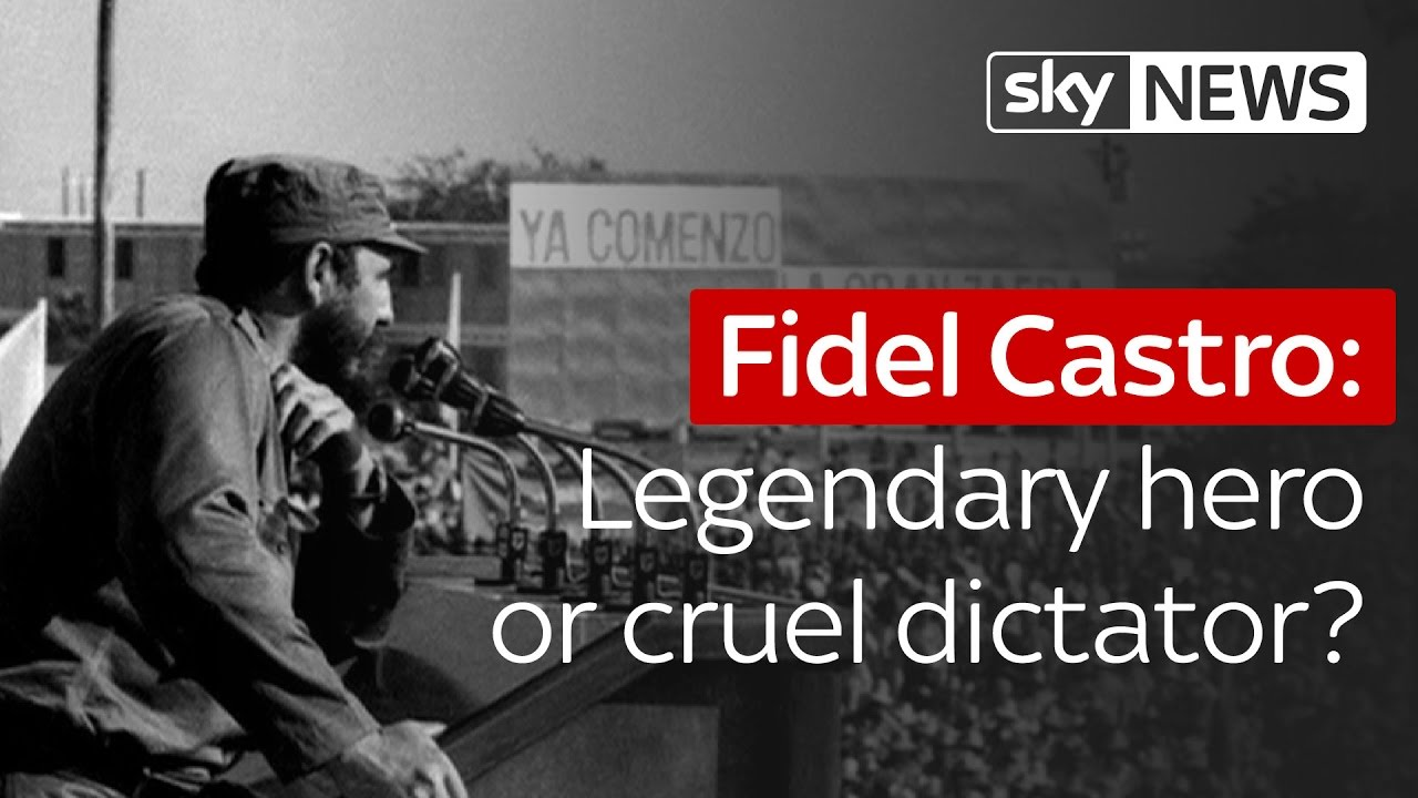 Fidel Castro: Legendary hero or cruel dictator 2