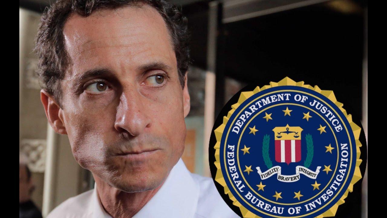 FBI Thanks Anthony Weiner: 650,000 Hillary Clinton Emails Found 10/31/16 9