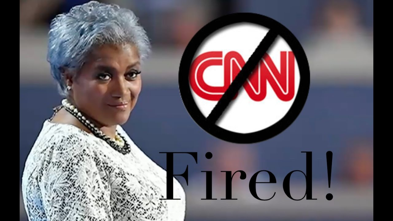 CNN Fires Donna Brazile Over Hillary Campaign Corruption! 10/31/16 1