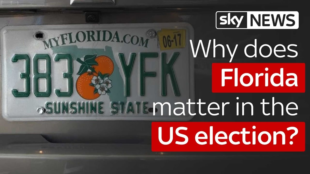 Why does Florida matter in the US election? 7
