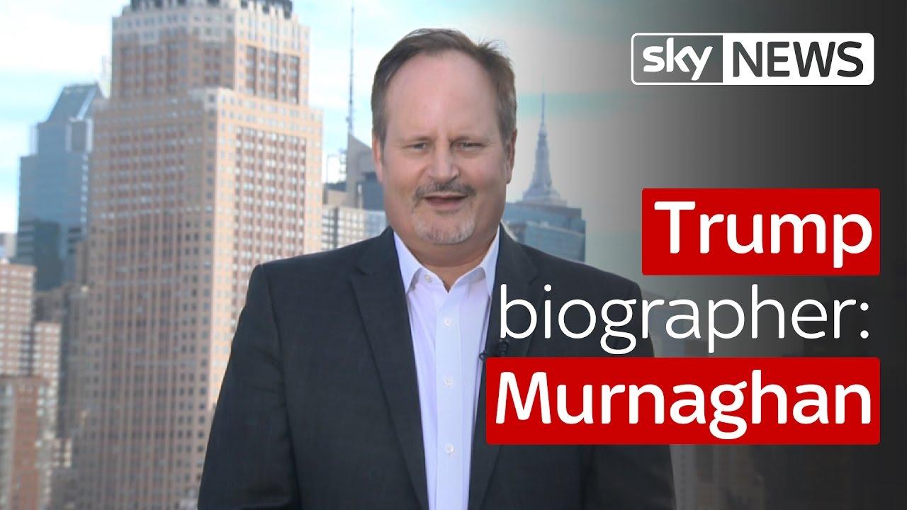 'TrumpNation' biography author Tim O'Brien: Murnaghan 2