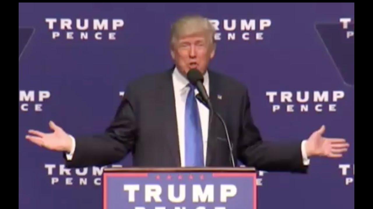 Donald Trump Speech in Sioux City Iowa 11/6/16 10