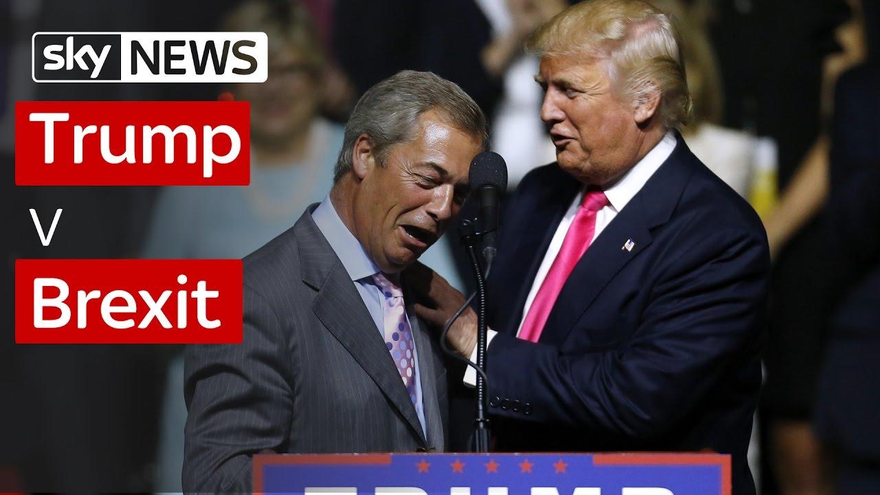 Trump v Brexit 2