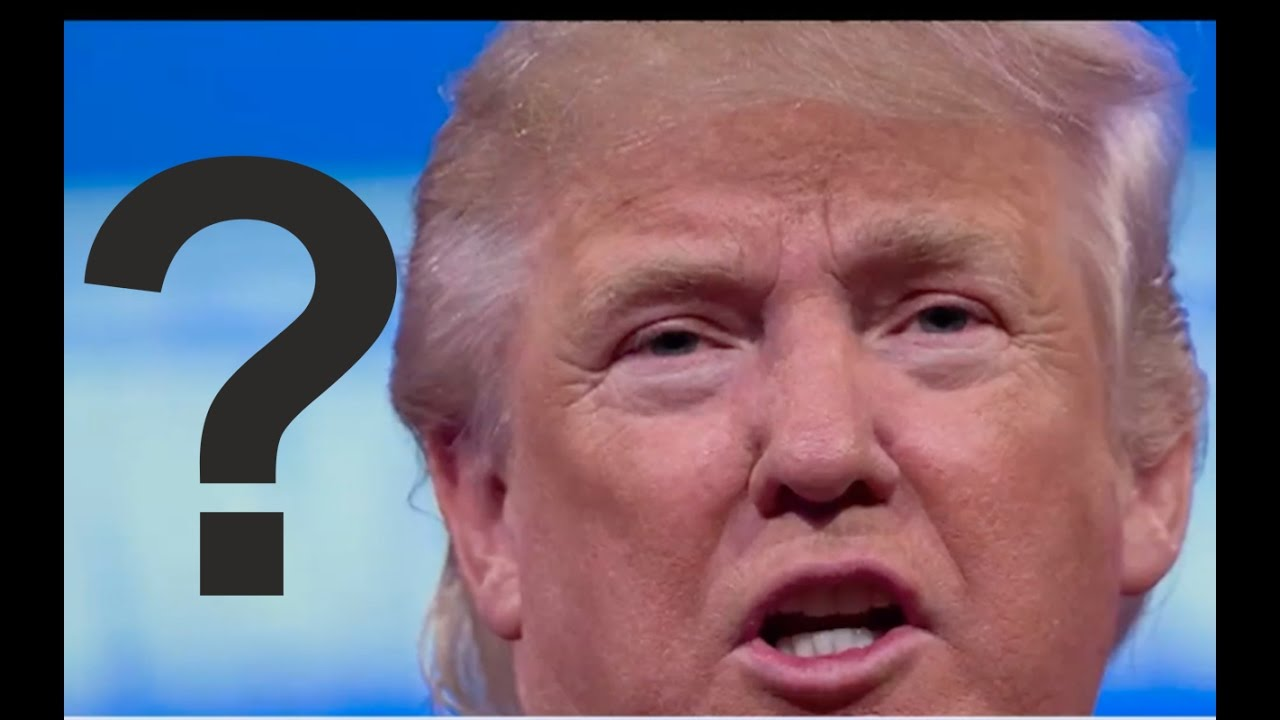 What Will Donald Trump Do if He Loses? 11/8/16 6