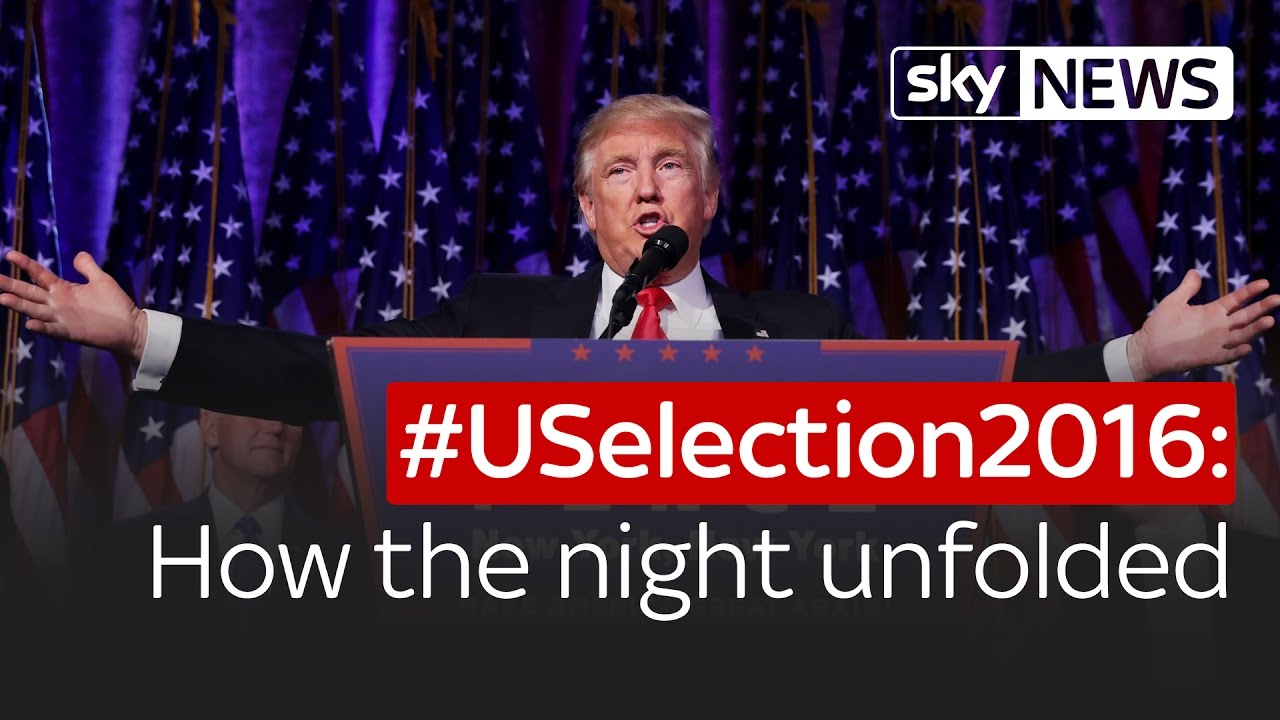 #USelection2016: How the night unfolded and Donald Trump won 6