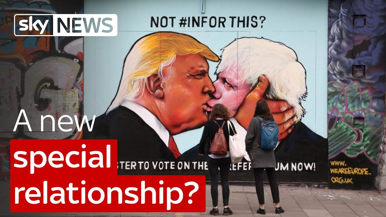 Trump Wins : The start of a new special relationship? 7