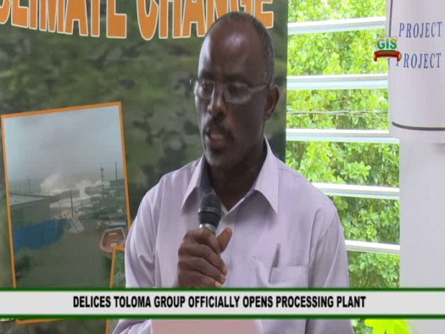 GIS Dominica Special Report: Delices Toloma Group Officially Opens Processing Plant 2