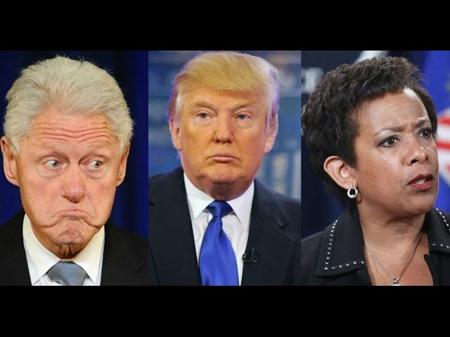 BREAKING: Donald Trump Fires Loretta Lynch Offers Job to Jeff Sessions 11/18/16 1