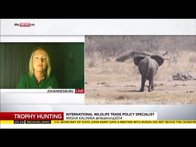 Trophy hunting in Namibia 4