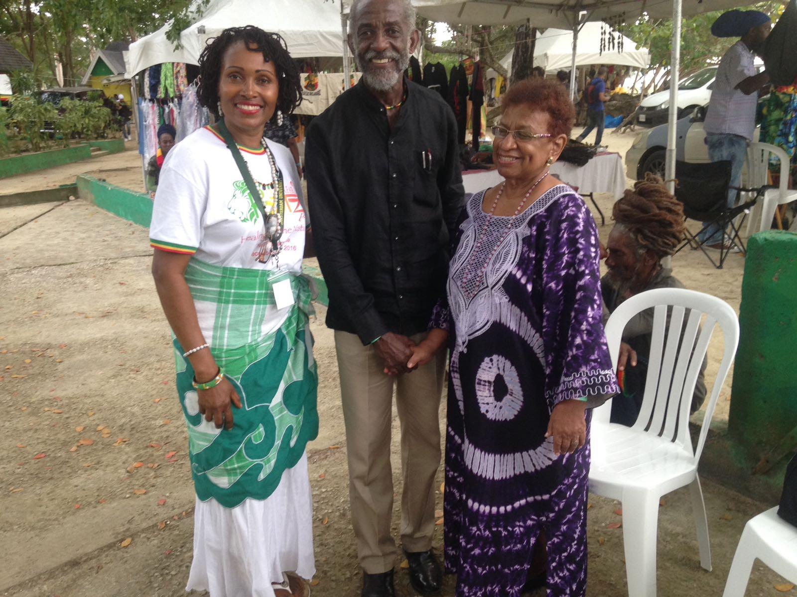 Fwd: Rastafari InInity/RootzFest, a leader in the Ganja Knowledgeindustry in Jamaica 1