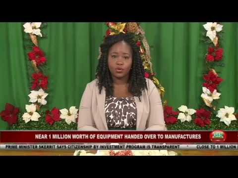 GIS Dominica National Focus for December 29th, 2016 1