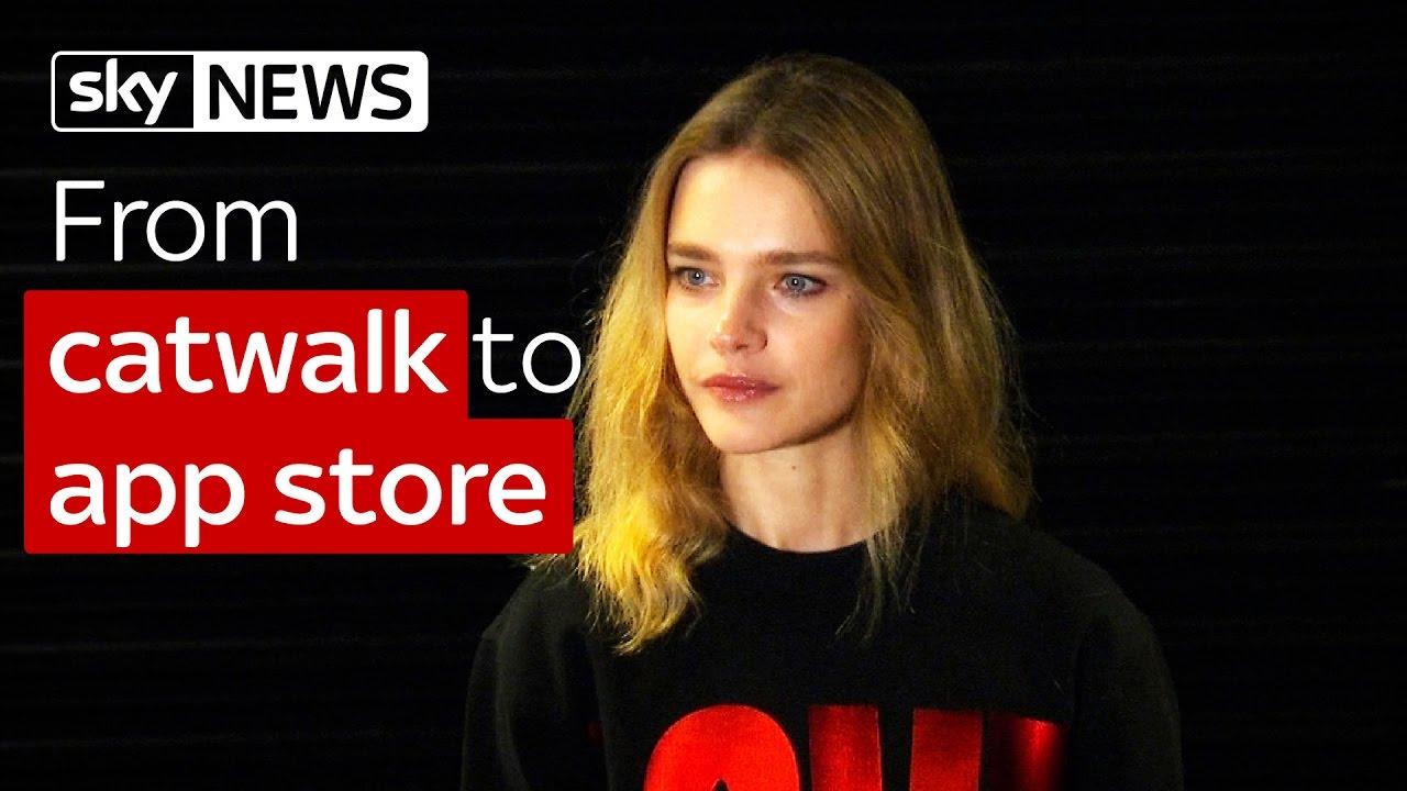 Swipe   From catwalk to app store: Supermodel Natalia Vodianova's move into tech 4