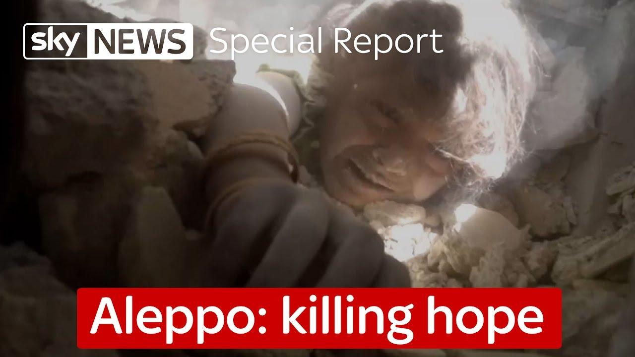 Aleppo: killing hope 7