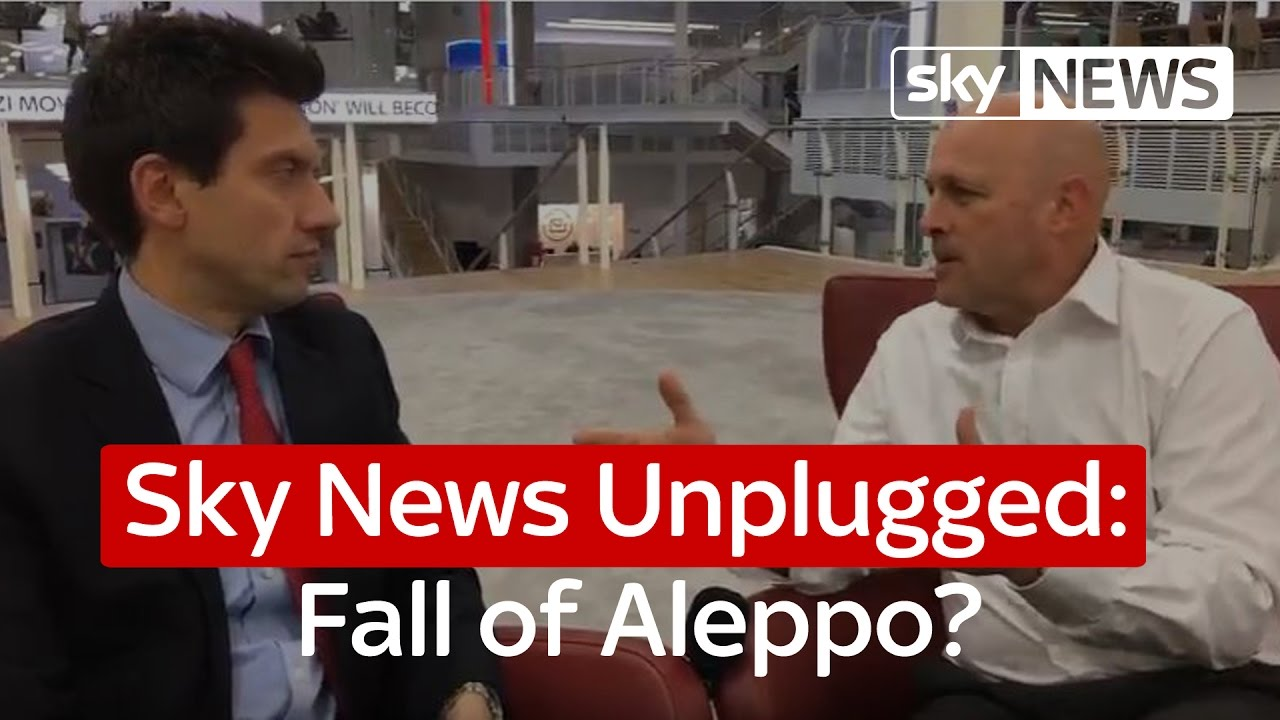 Sky News Unplugged: The fall of Aleppo? 8