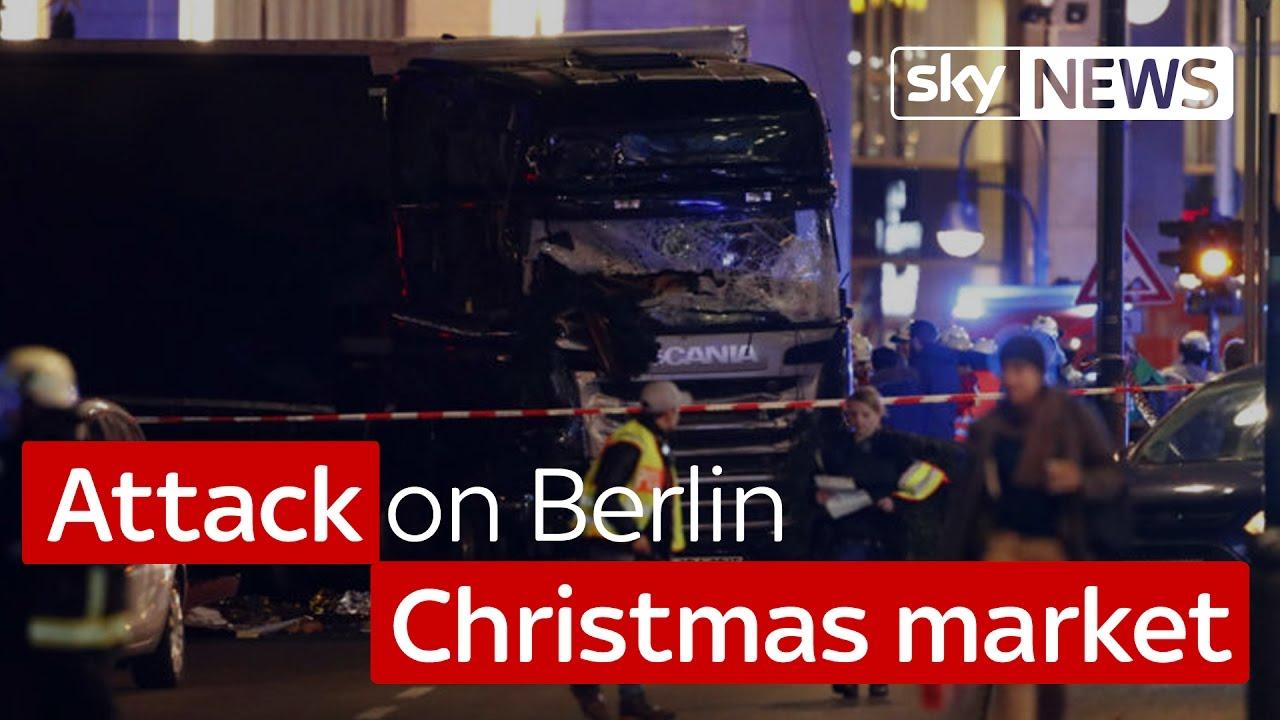 'Attack' on Berlin Christmas market 3
