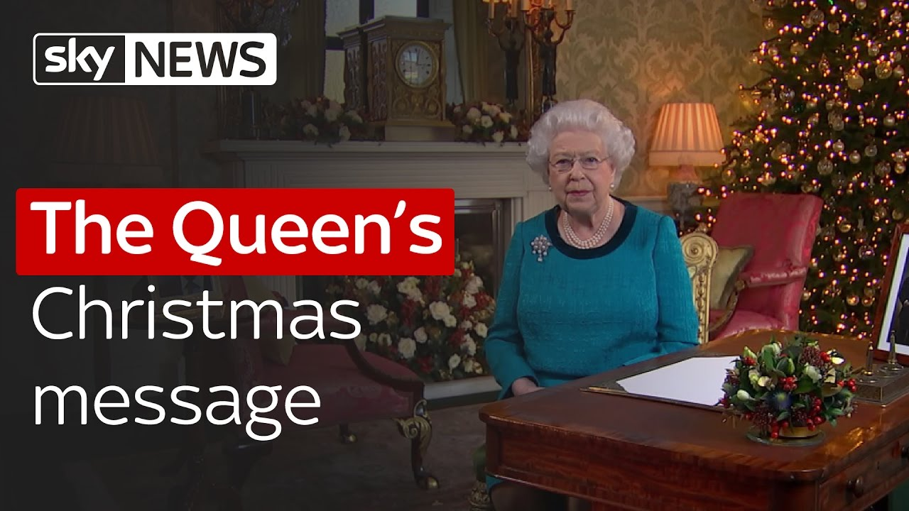 The Queen's Christmas Message 5