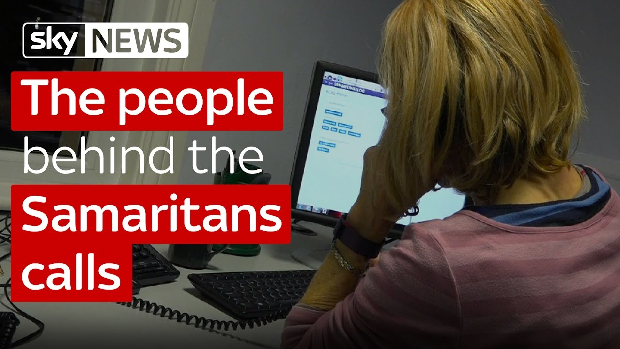 The people behind the Samaritans calls 3