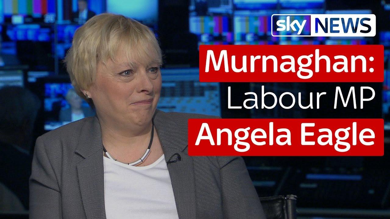Murnaghan: Labour MP Angela Eagle 9
