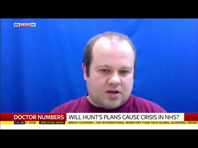 Doctor numbers: Will Hunt's plans cause crisis in NHS? 10