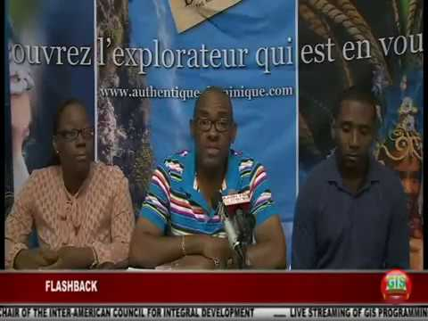 GIS Dominica National Focus, January 13th, 2017 4